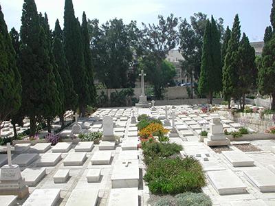Pieta Military Cemetery 1